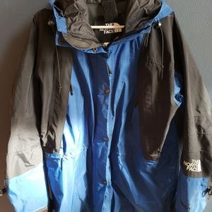 Womens The North Face Goretex Jacket